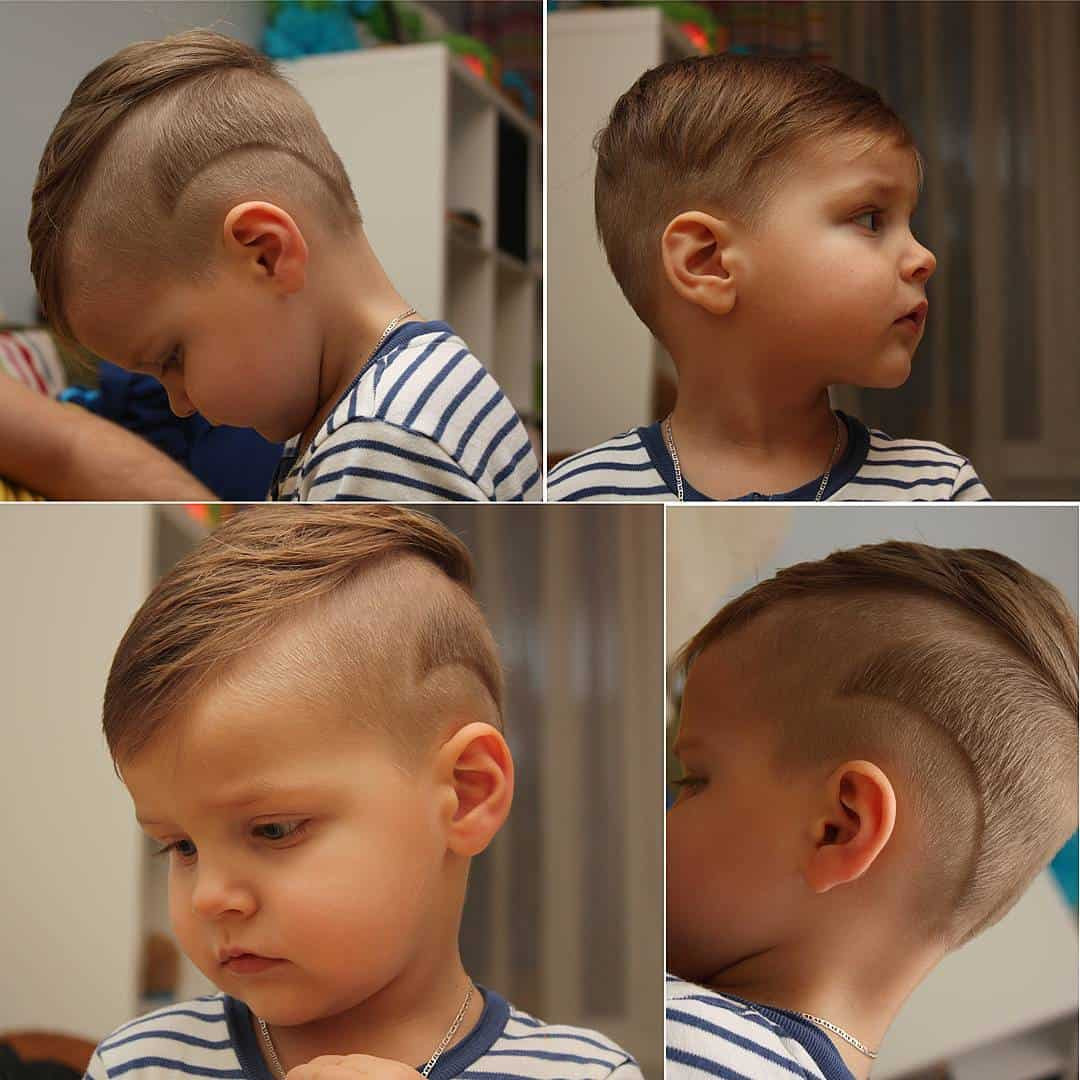 Toddler Hairstyle Boy  50 Cute Baby Boy Haircuts For Your Lovely Toddler 2019