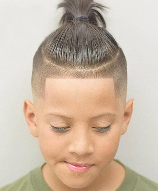 Toddler Hairstyle Boy  32 Toddler Boy Haircuts Favorite Style For Your Baby