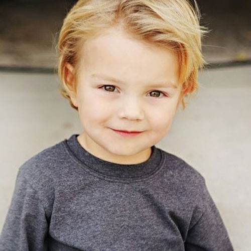 Toddler Hairstyle Boy  35 Cute Toddler Boy Haircuts Best Cuts & Styles For