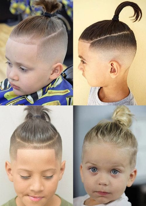 Toddler Hairstyle Boy  50 Cute Toddler Boy Haircuts Your Kids will Love