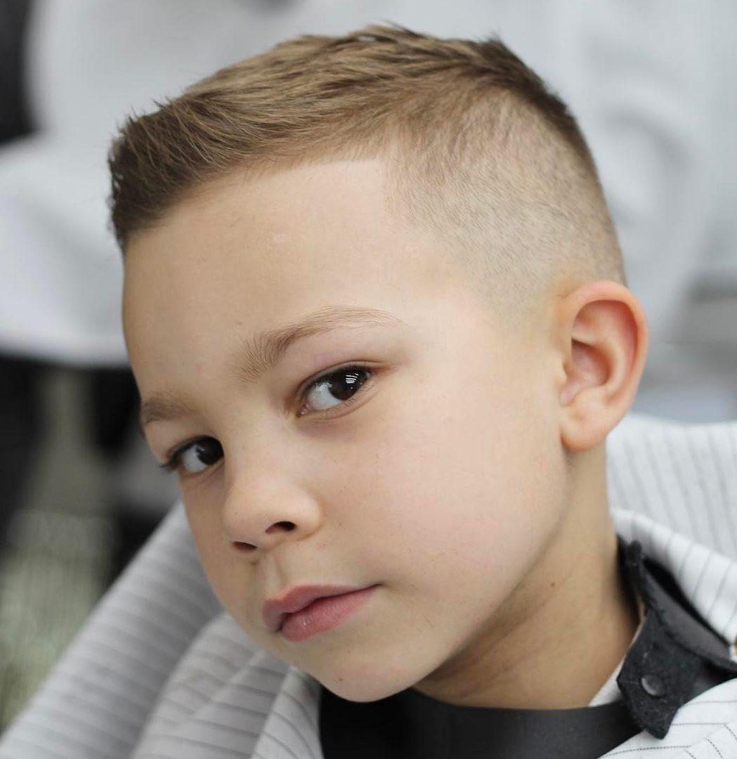 Toddler Hairstyle Boy  Boys Fade Haircuts