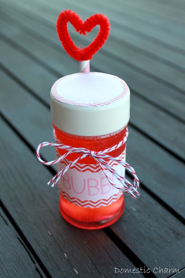 Toddler Valentines Day Gift Ideas  20 Cute DIY Valentine's Day Gift Ideas for Kids