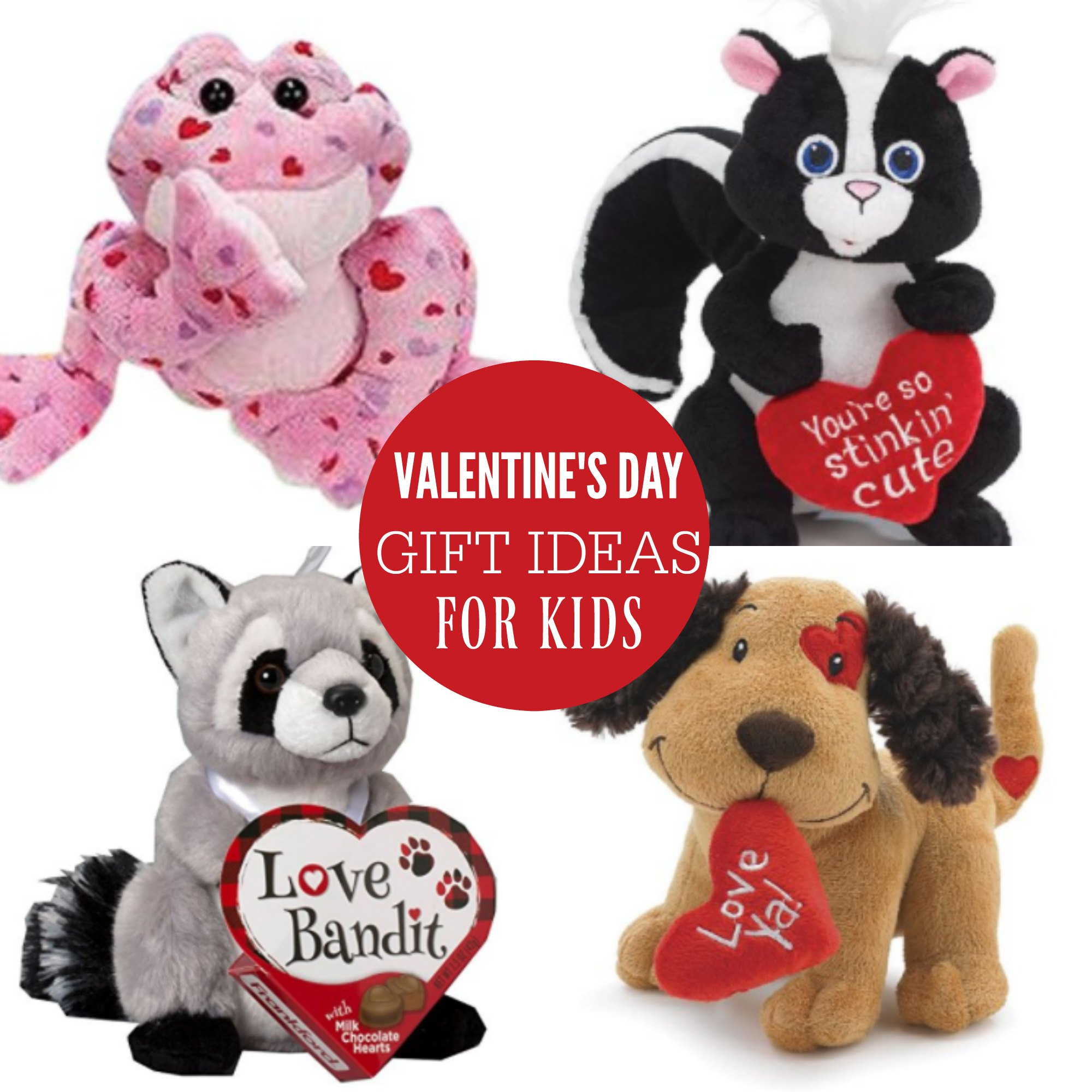 Toddler Valentines Day Gift Ideas  Valentine Gift ideas for Kids That they will love