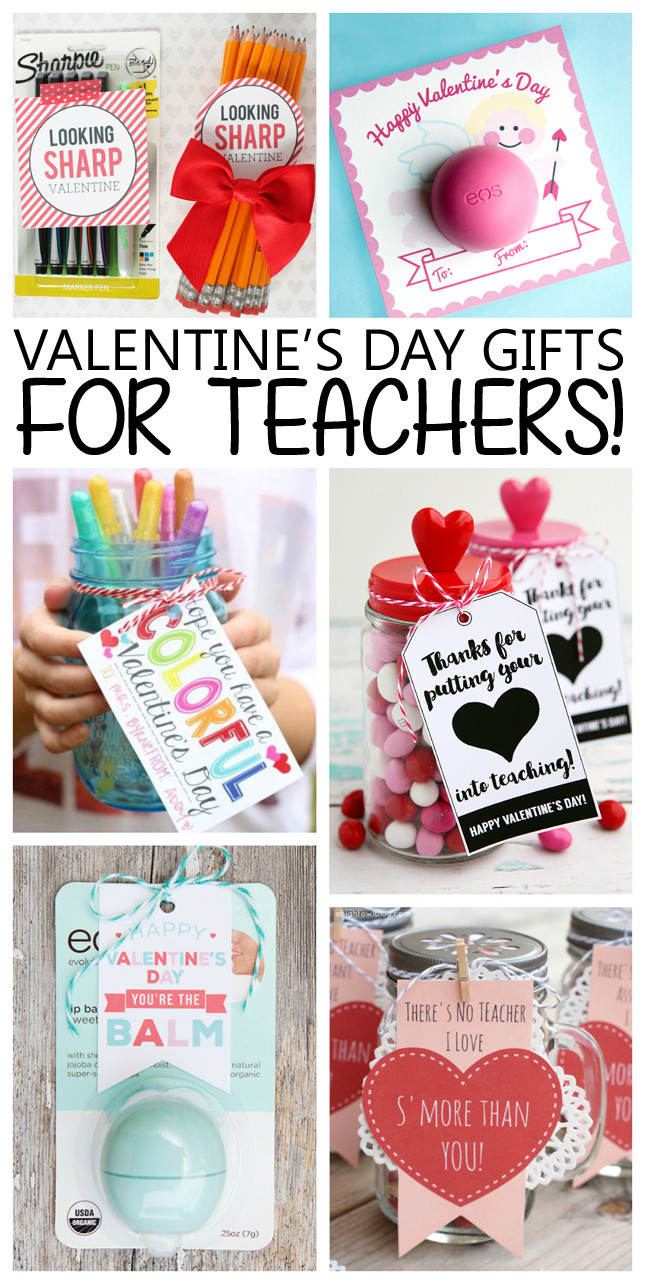 Toddler Valentines Day Gift Ideas  Thanks For Putting Your Heart Into Teaching Eighteen25