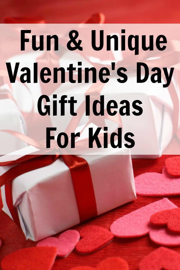 Toddler Valentines Day Gift Ideas  Fun & Unique Valentine s Day Gift Ideas for Kids