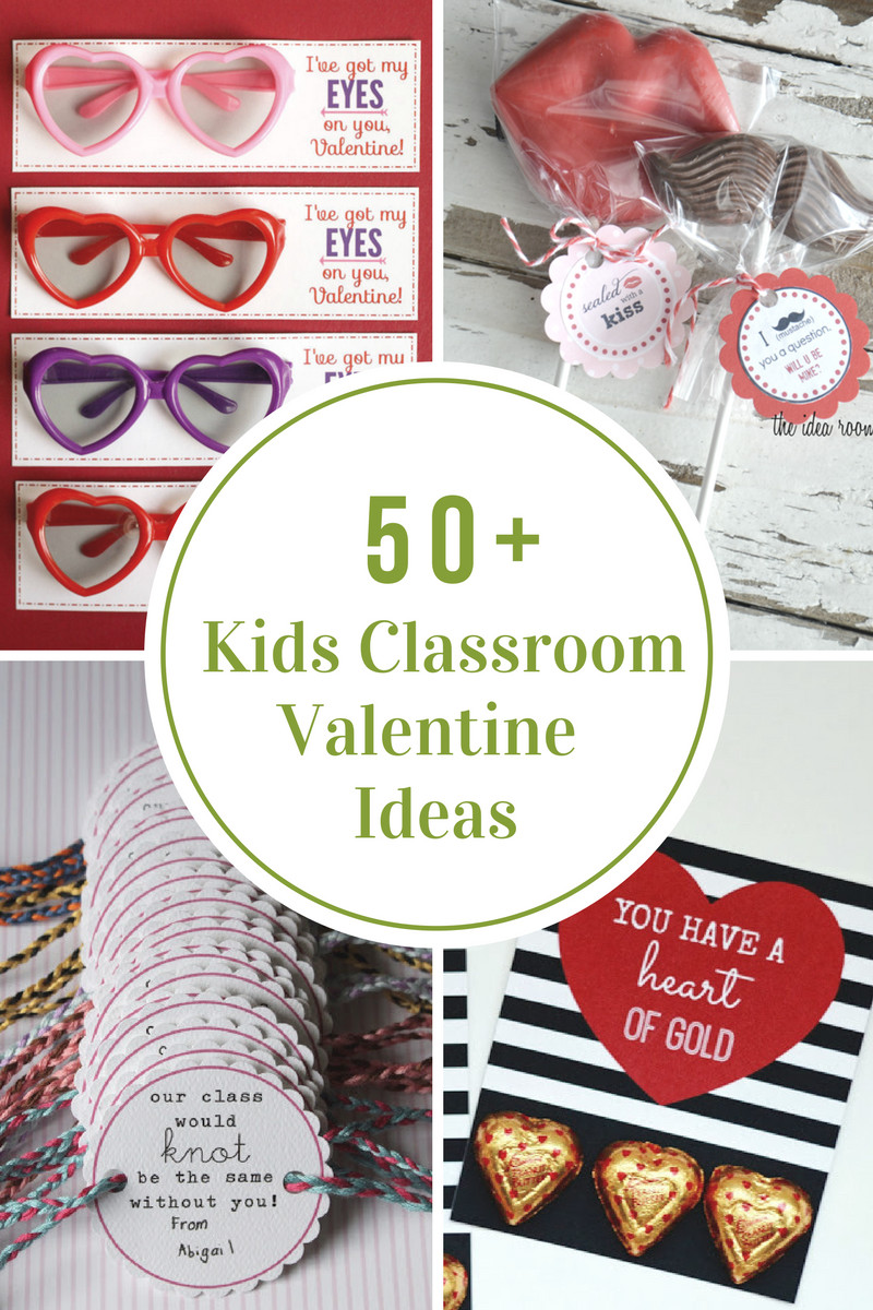 Toddler Valentines Day Gift Ideas  50 DIY Kids Classroom Valentine s Day Ideas The Idea Room