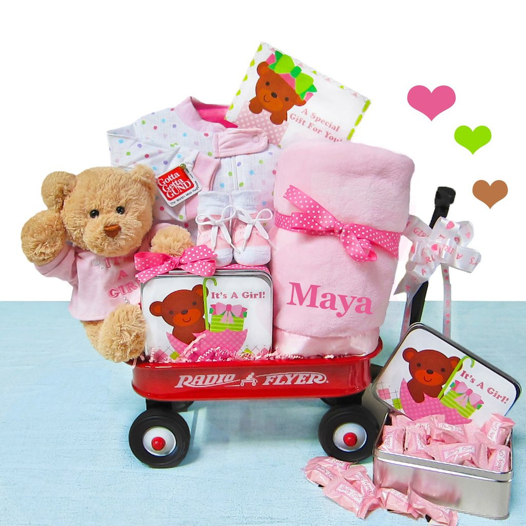 Top Baby Girl Gifts  Best Baby Gifts Unique Baby Girl Gifts Stork Baby Gift