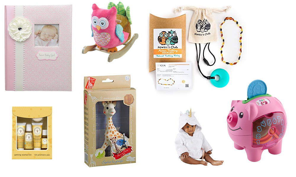 Top Baby Girl Gifts  10 Best Gifts for Baby Girls 2020 Baby Girls Gift Ideas
