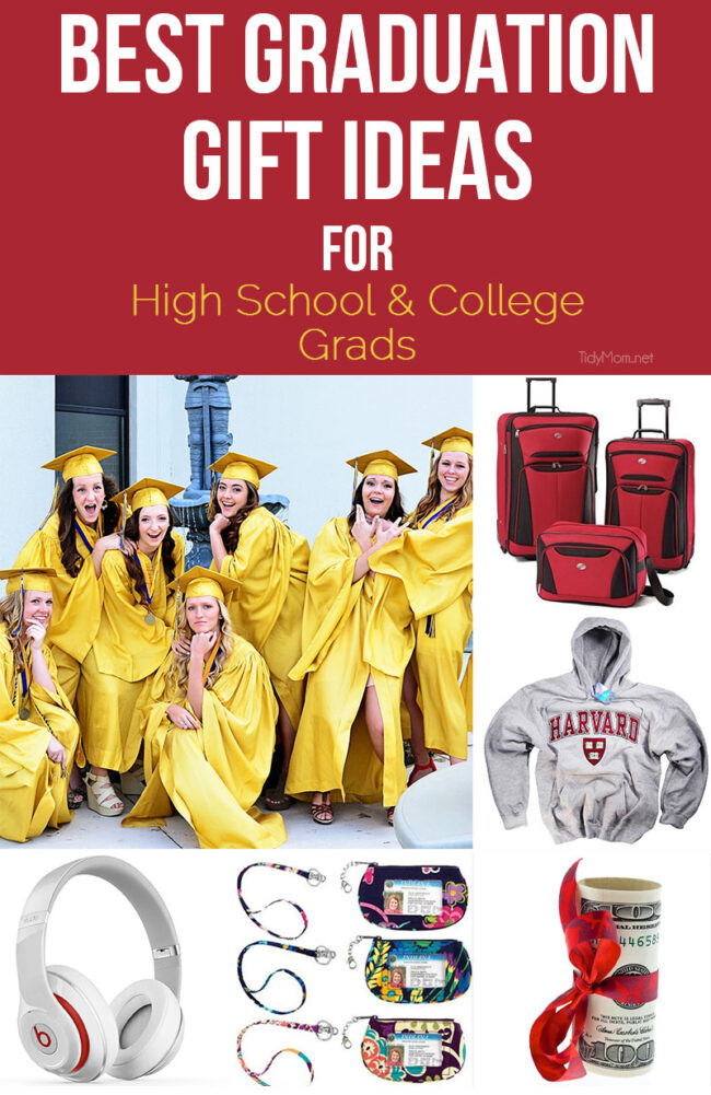 Top Graduation Gift Ideas For Senior Graduates  Cool Summer Sips