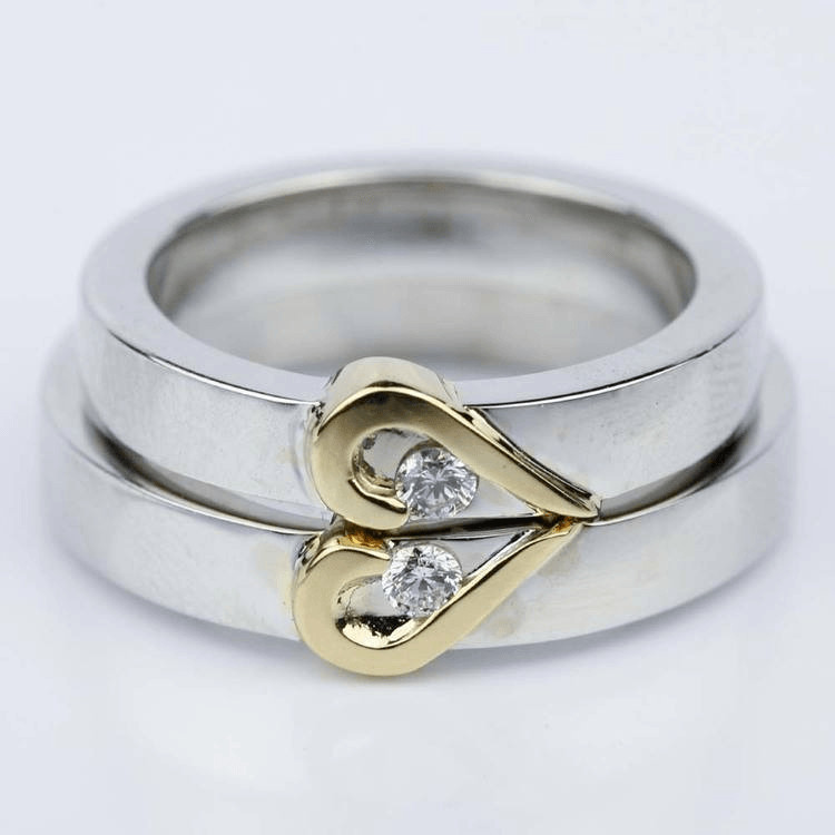 Traditional Wedding Bands  Beautiful Ideas for Non Traditional Wedding Rings The