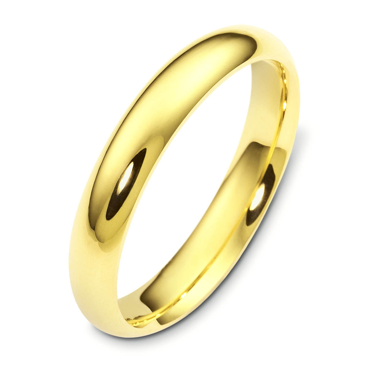 Traditional Wedding Bands  Men s Traditional Gold Wedding Band Dora Collection
