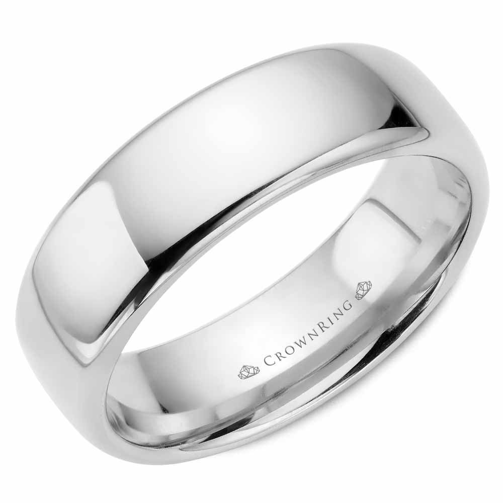 Traditional Wedding Bands  Traditional TDS14W7