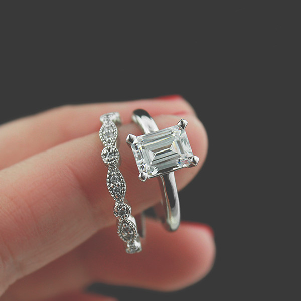 Traditional Wedding Bands  7 Affordable Wedding Ring Sets