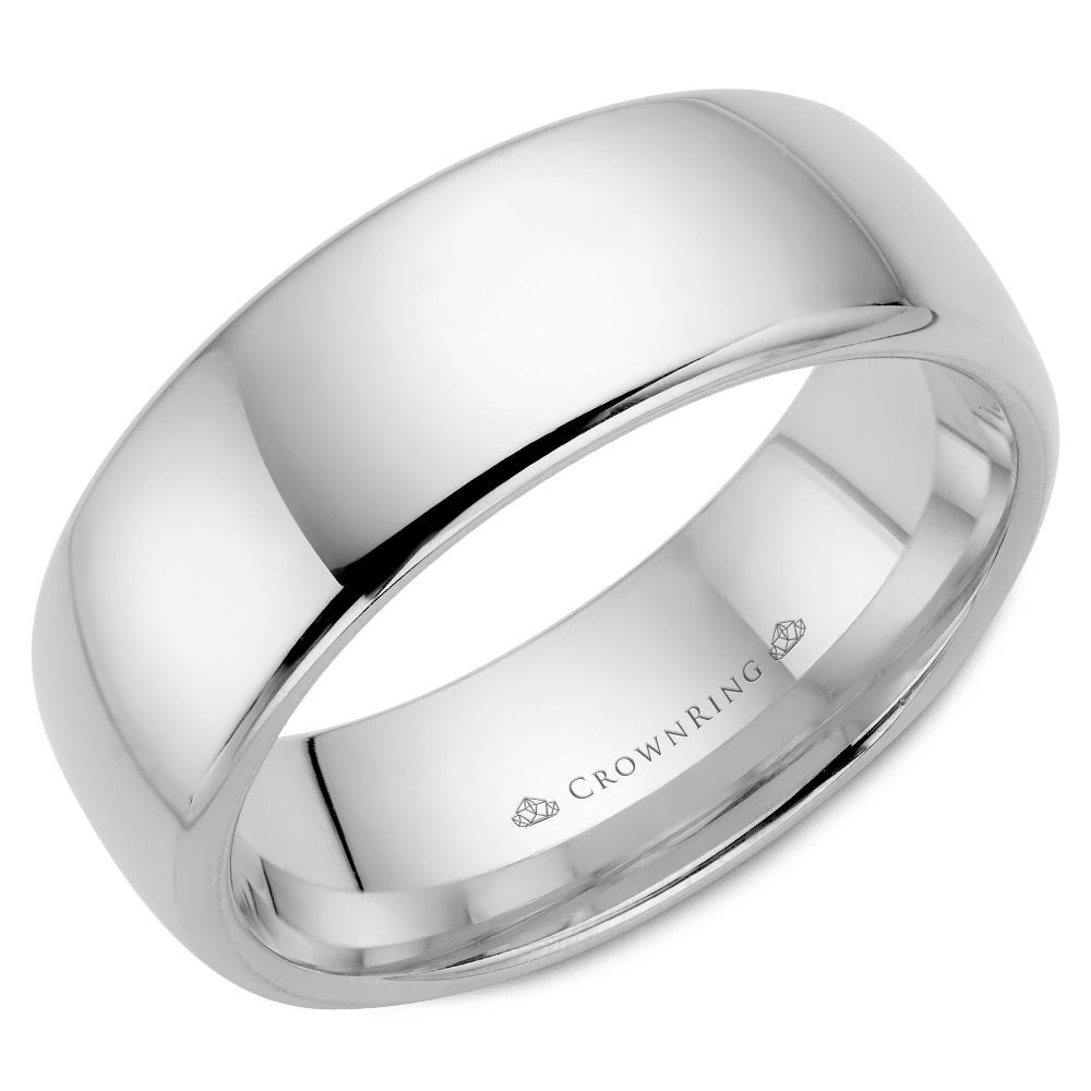 Traditional Wedding Bands  Traditional TDS14W8