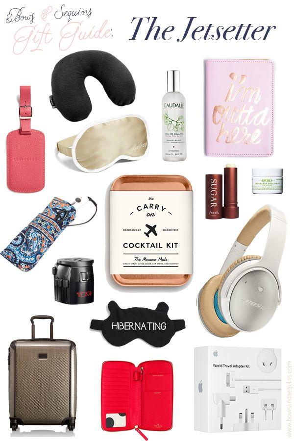 Travel Gift Basket Ideas  Gift Guide The Jetsetter