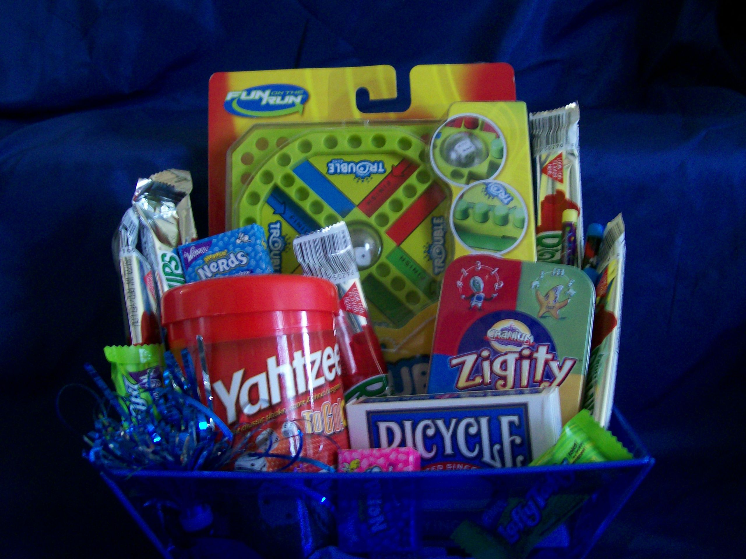 Travel Gift Basket Ideas  Game Gift Basket Ideas for a Couple – All About Fun and Games