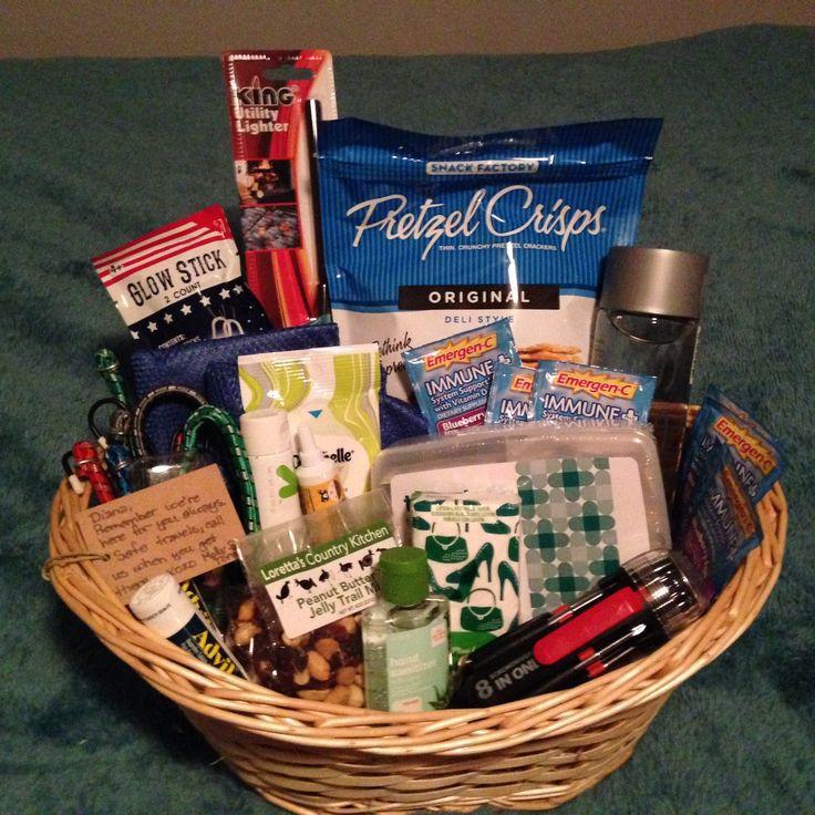 Travel Gift Basket Ideas  The 25 best Travel t baskets ideas on Pinterest