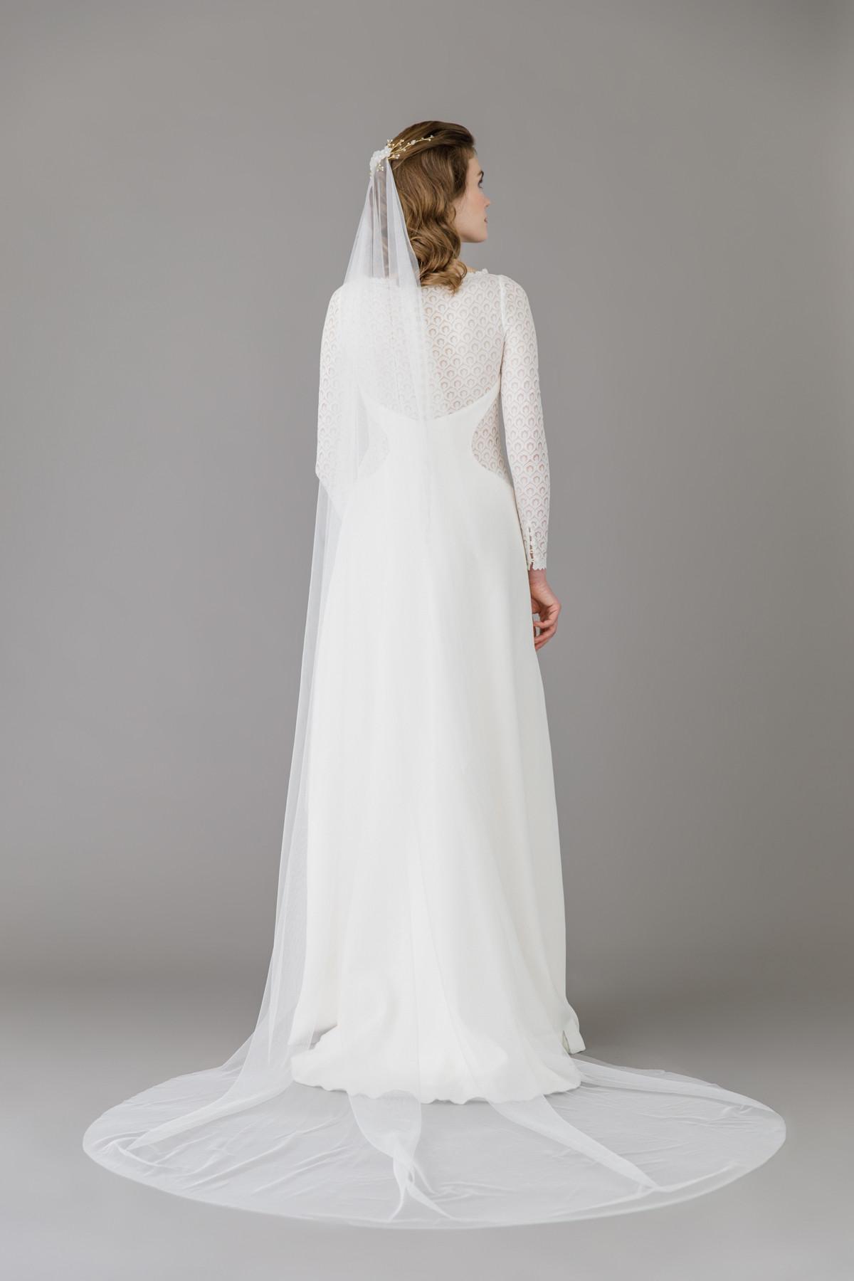 Uk Wedding Veils  Best of British Luxury Handcrafted Bridal Accessories