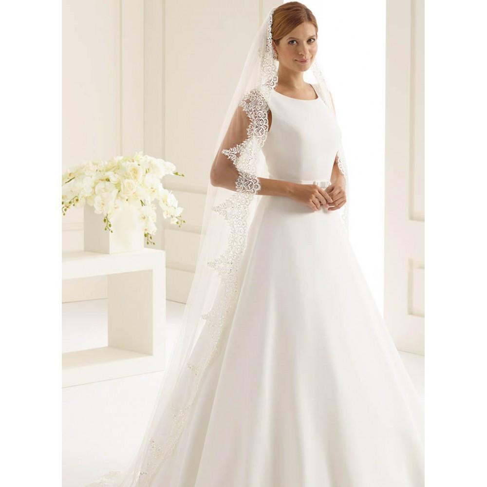 Uk Wedding Veils  Wedding Veil C Ivory Wedding Accessories by Molly Browns
