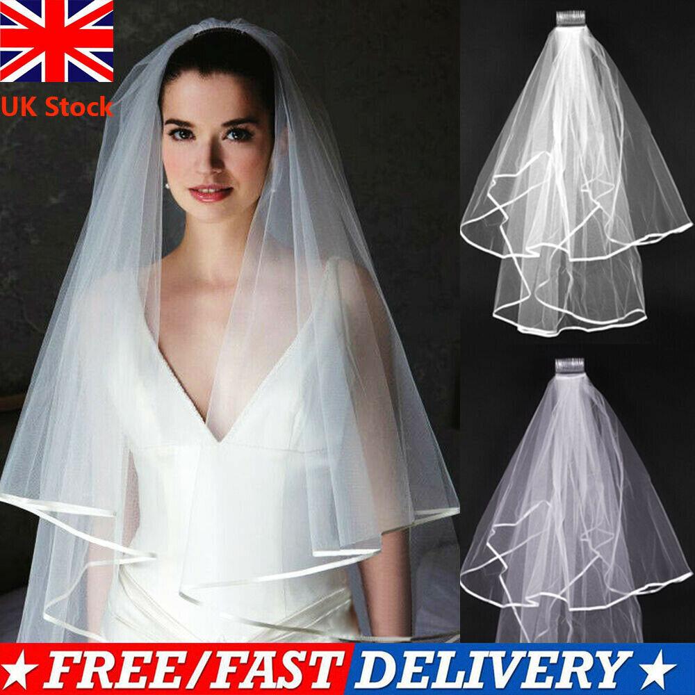 Uk Wedding Veils  Average Cost A Wedding Veil Uk Unique Wedding Ideas