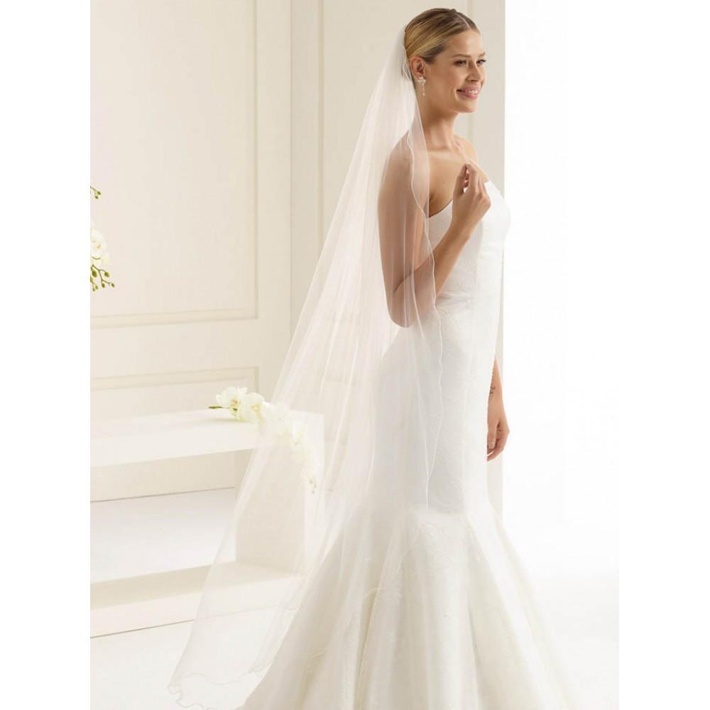 Uk Wedding Veils  Wedding Veil L Ivory Wedding Accessories by Molly Browns