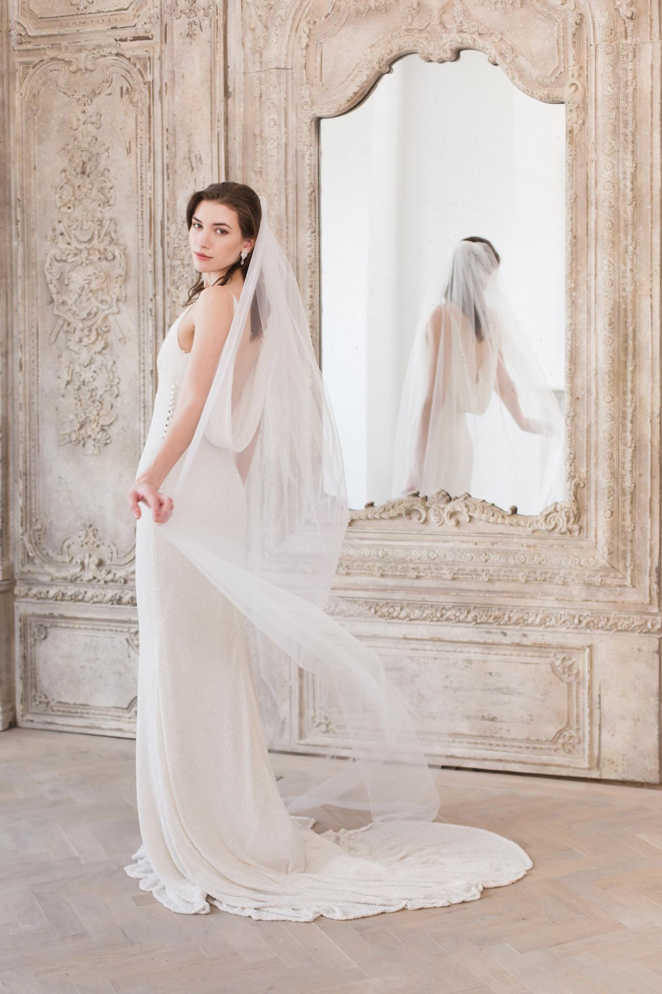 Uk Wedding Veils  Exclusive offer from Britten Weddings