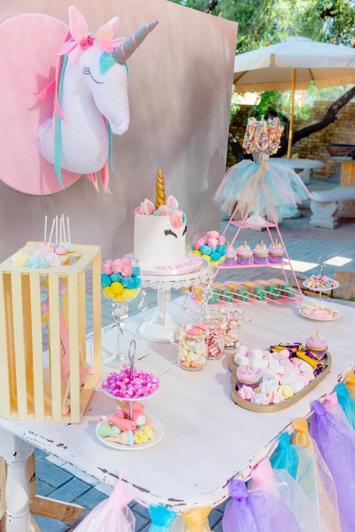 Unicorn And Rainbow Party Ideas  27 Magical Unicorn Party Ideas