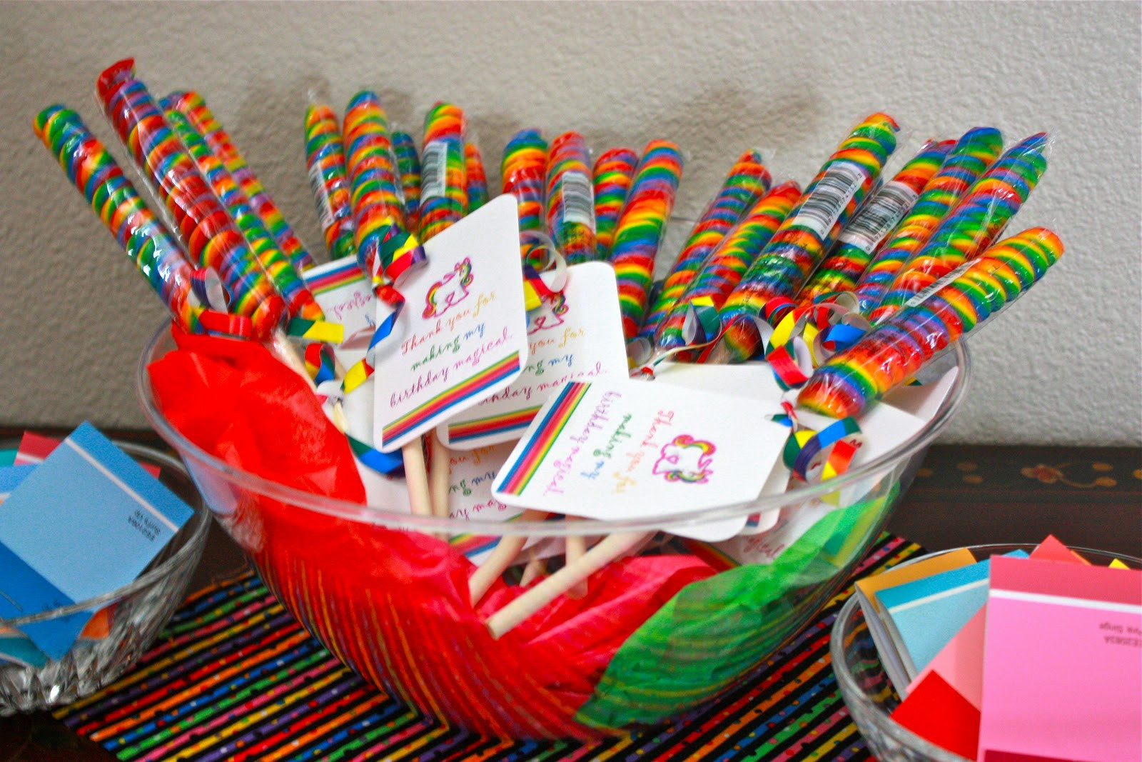 Unicorn And Rainbow Party Ideas  3 Little Things Rainbows and Unicorns Part 1