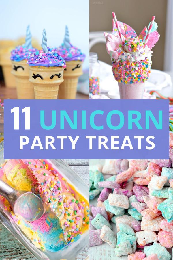Unicorn Party Theme Food Ideas  11 Magical Food Ideas for a Unicorn Birthday Party