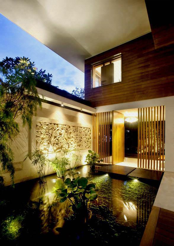 Unique Landscape Lighting  Best Unique Lighting Systems — House Ewoodys