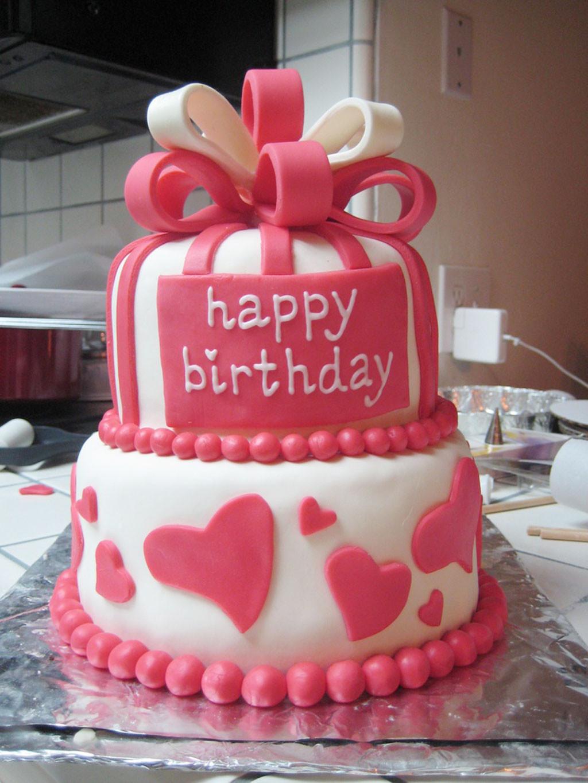 Valentine Birthday Cake  Valentine Cake House Birthday Cakes Birthday Cake Cake