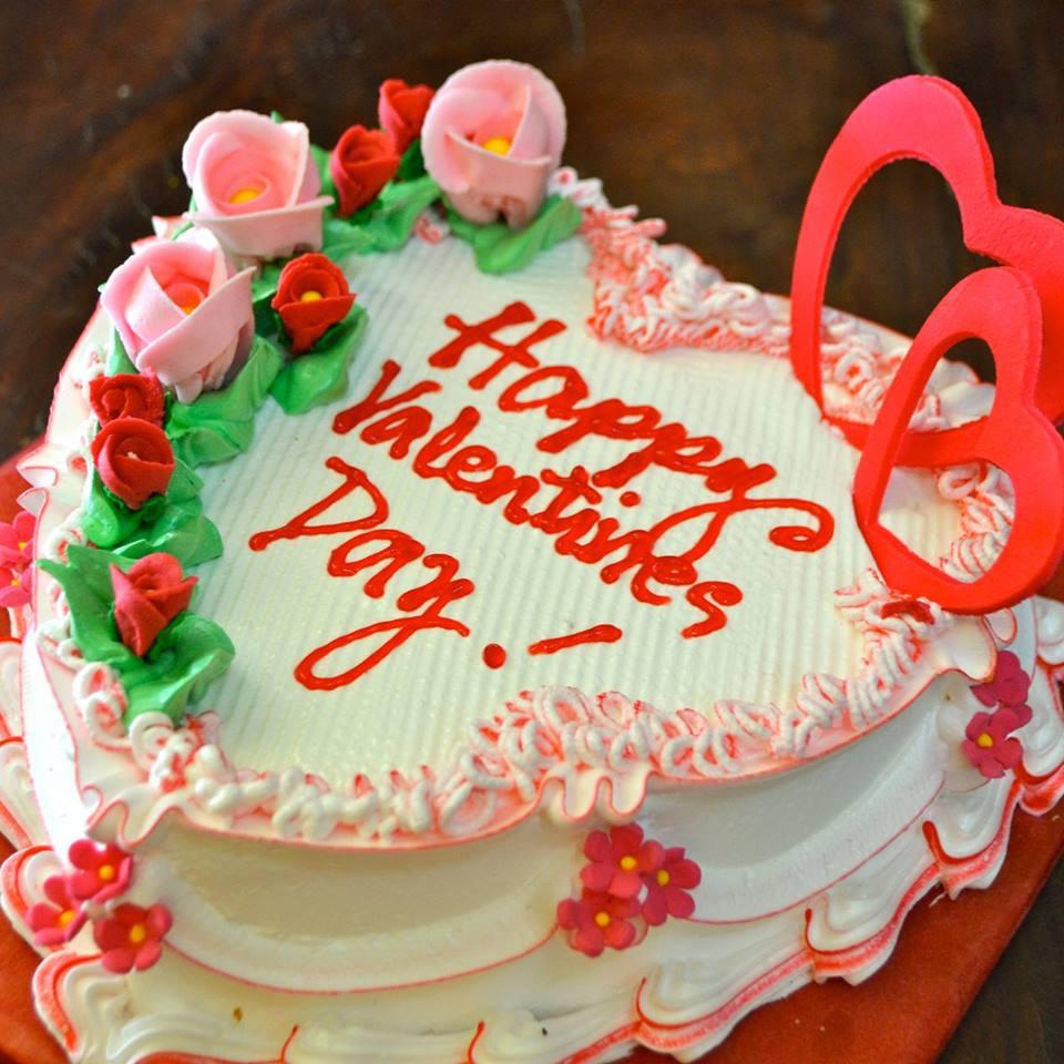 Valentine Birthday Cake  Nikon Cakes and Accessories • Best Cake Shop in CDO