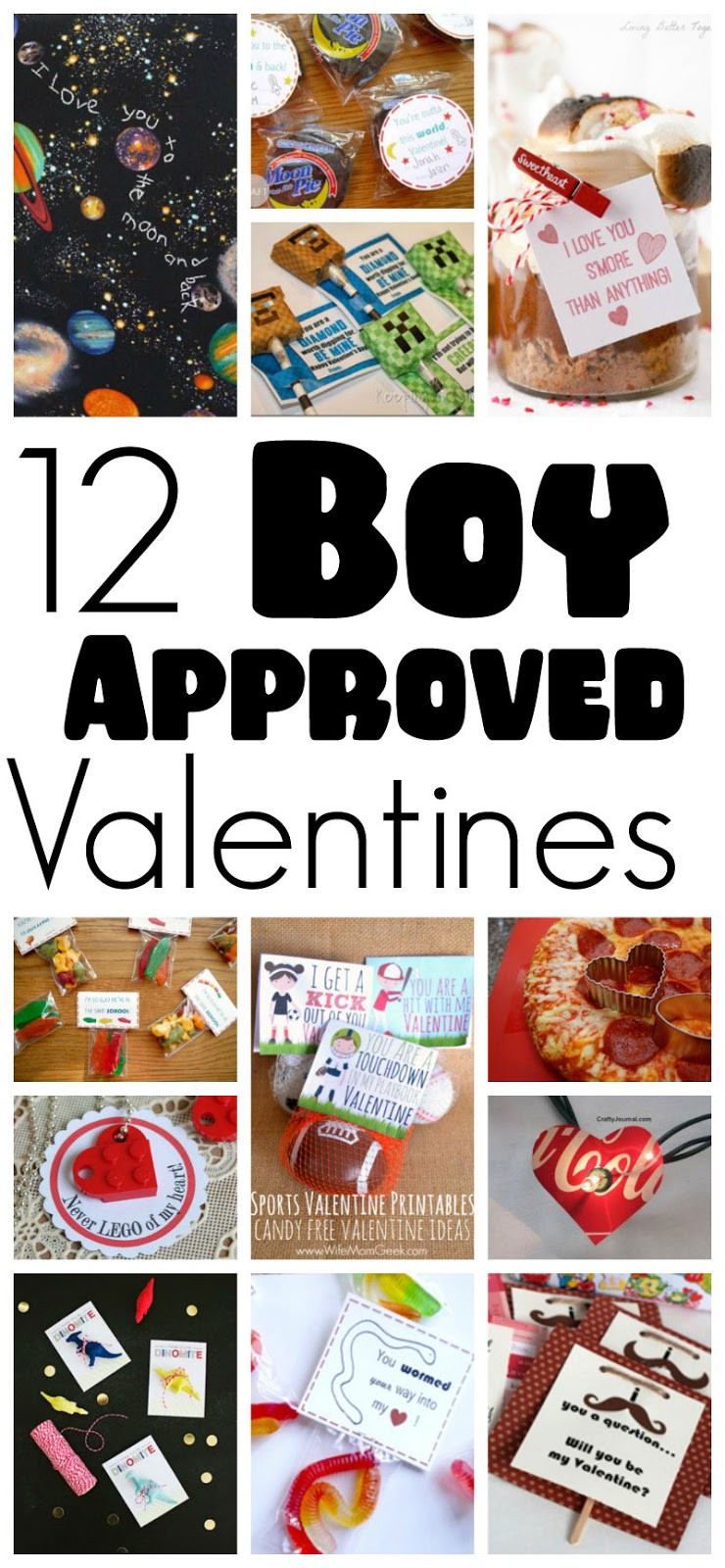 Valentine Gift Ideas For Boys  Boy Approved Valentines Rae Gun Ramblings