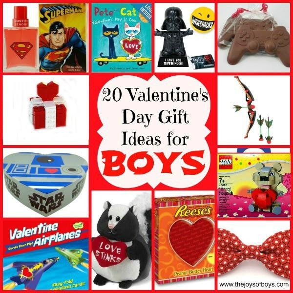 Valentine Gift Ideas For Boys  Gift ideas Archives The Joys of Boys
