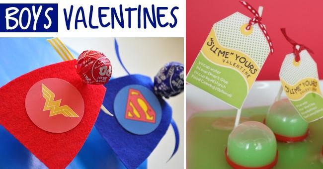 Valentine Gift Ideas For Boys  20 Goofy Valentines for Boys