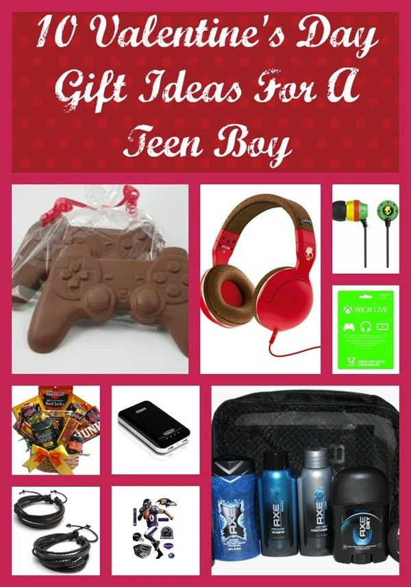 Valentine Gift Ideas For Boys  10 Valentines Day Gift Ideas For a Teen Boy The Kid s