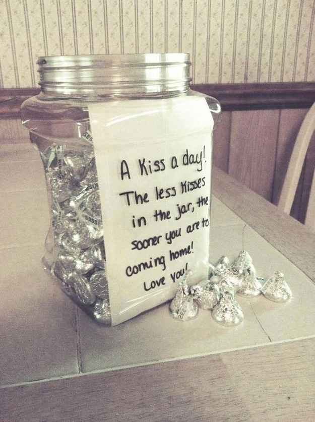 Valentine Gift Ideas For Long Distance Relationships  21 DIY Valentine Gifts Ideas For Your Long Distance