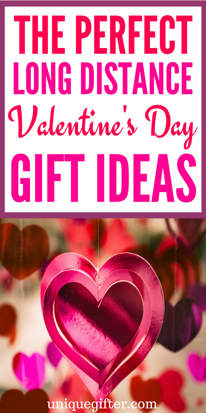 Valentine Gift Ideas For Long Distance Relationships  20 Long Distance Relationship Valentine's Gifts