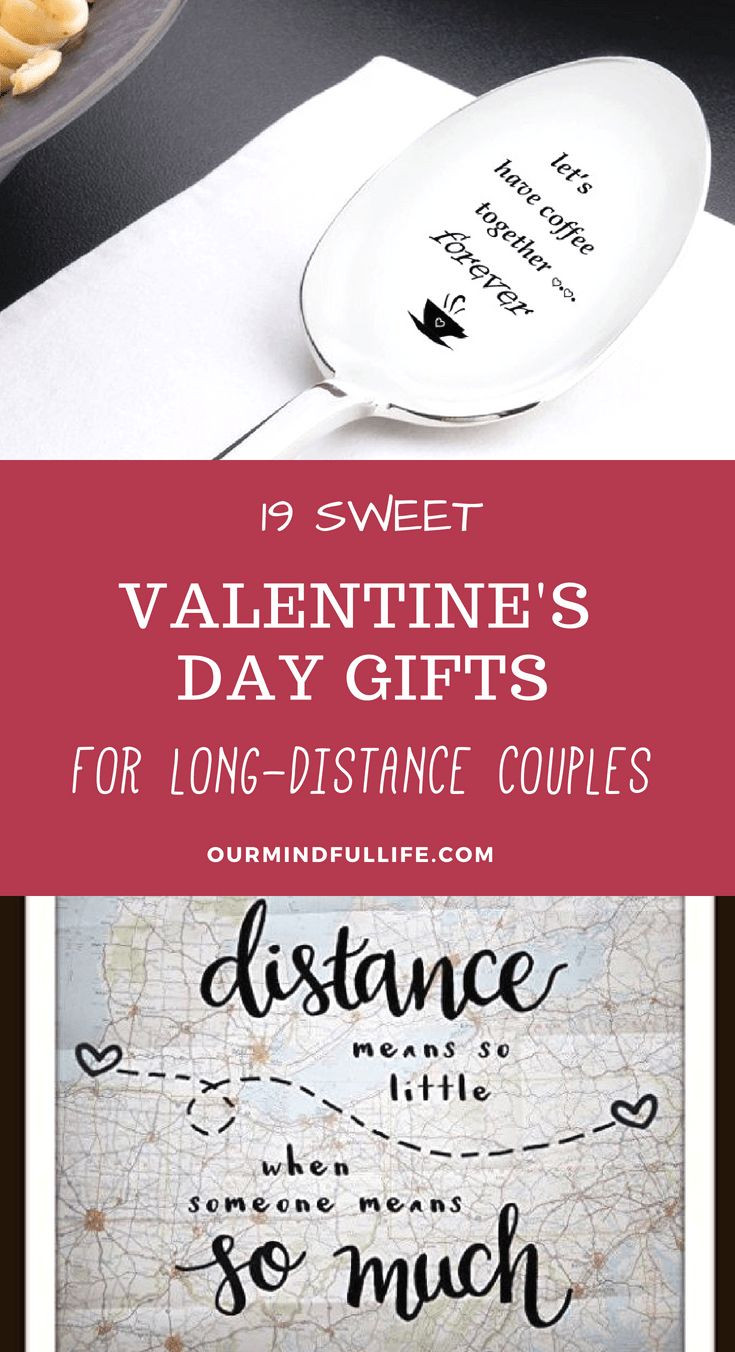 Valentine Gift Ideas For Long Distance Relationships  Distance Quotes 18 Long Distance Relationship Gift Ideas