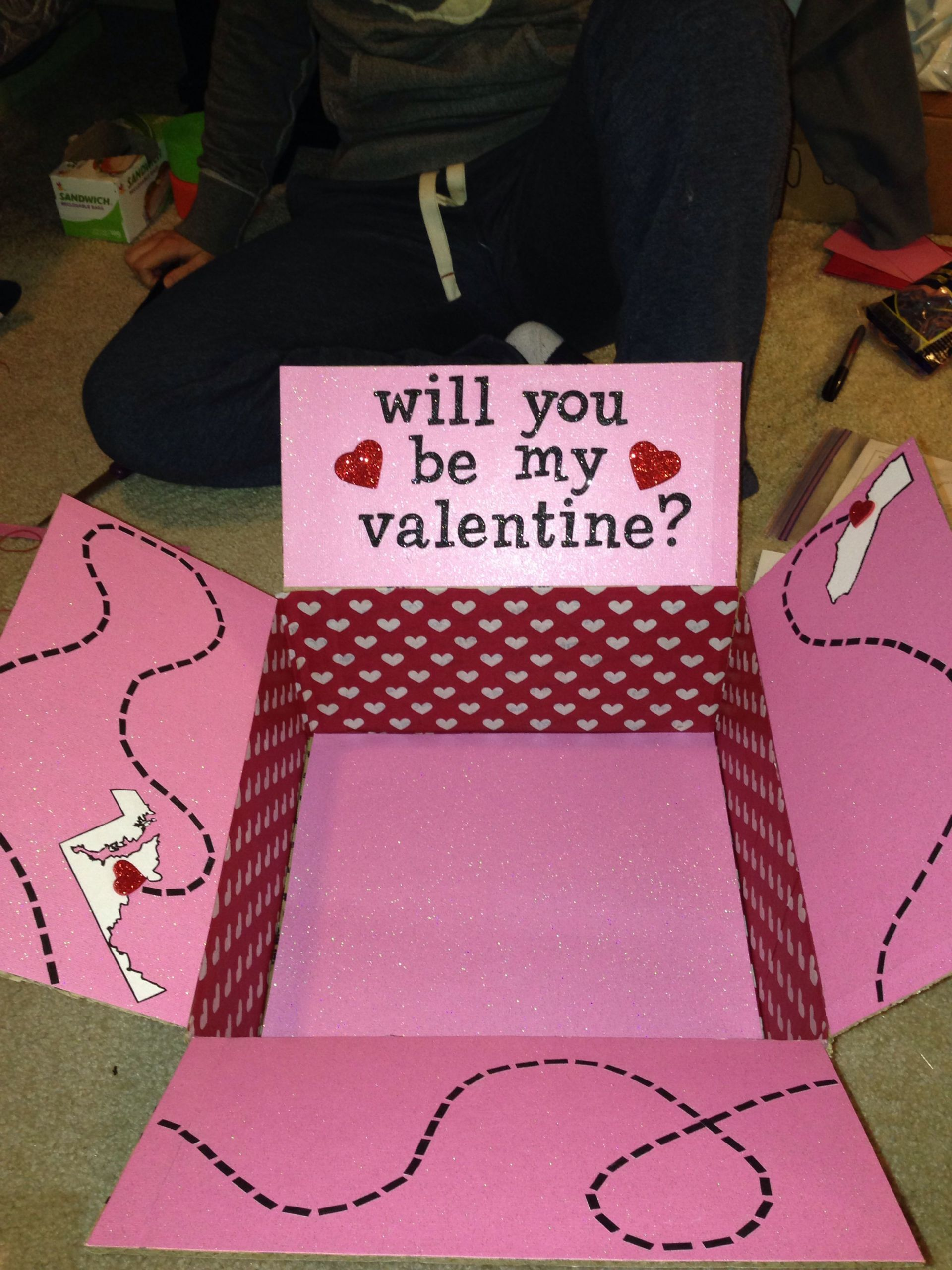 Valentine Gift Ideas For Long Distance Relationships  Long distance valentine love