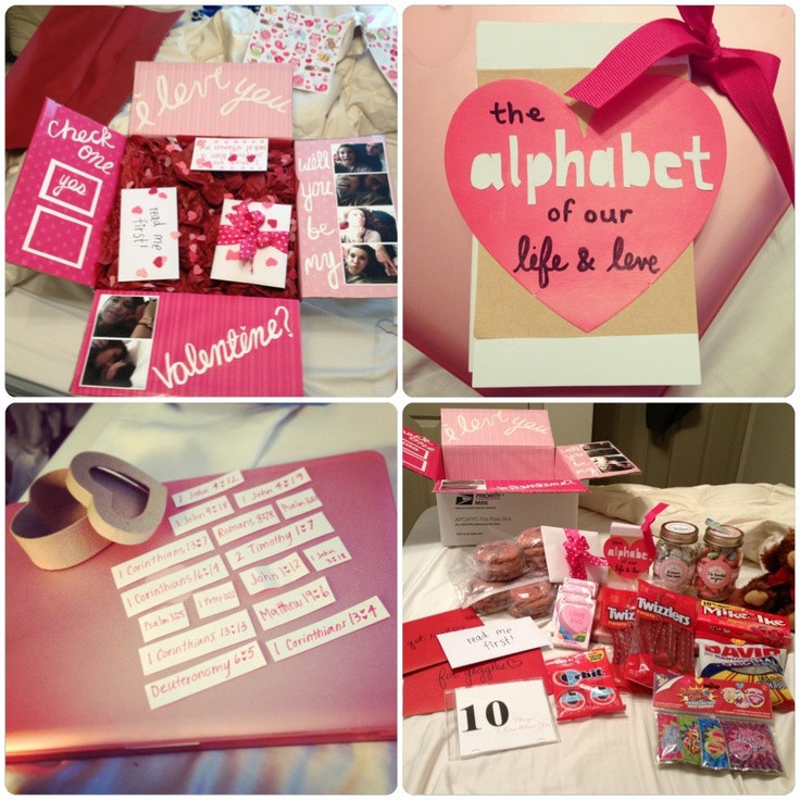 Valentine Gift Ideas For Long Distance Relationships  Valentines Day Ideas for Long Distance Couples
