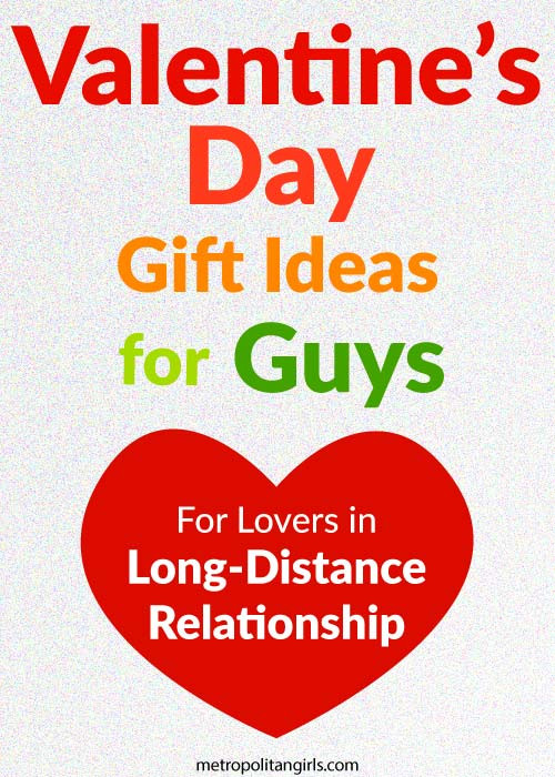 Valentine Gift Ideas For Long Distance Relationships  Best Valentine s Day Gifts for Long Distance Relationship