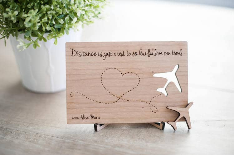 Valentine Gift Ideas For Long Distance Relationships  15 Romantic Long Distance Relationship Gifts Keep Your