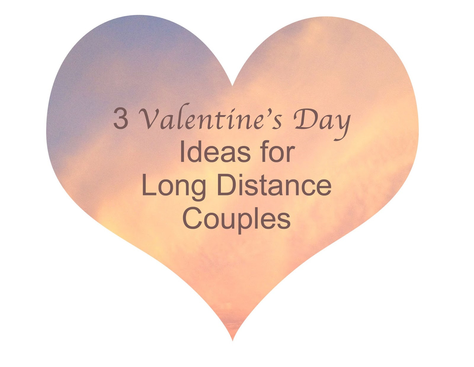 Valentine Gift Ideas For Long Distance Relationships  Meet Me In Midtown 3 Valentine s Day Ideas for Long