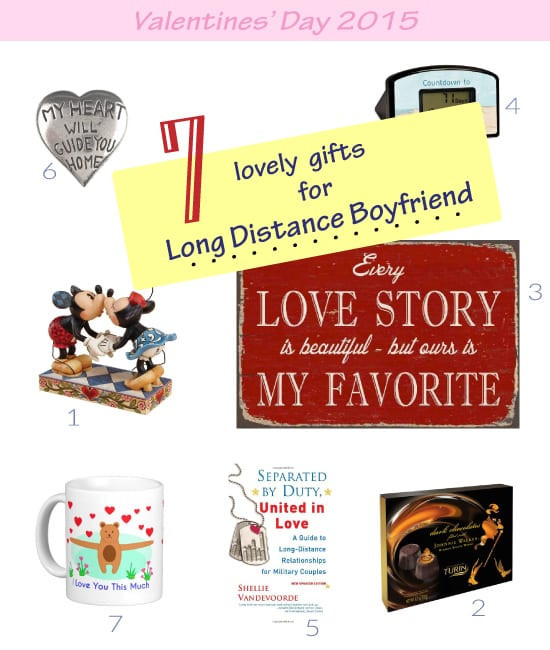 Valentine Gift Ideas For Long Distance Relationships  7 Unique Valentines Gifts for Long Distance Boyfriend
