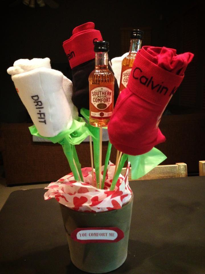 Valentine Gift Ideas For Men  Top 10 DIY Valentine's Day Gift Ideas