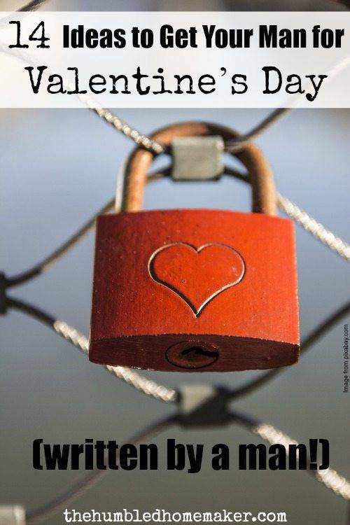 Valentine Gift Ideas For Men  14 Valentine s Day Gift Ideas for Men Written by a Man