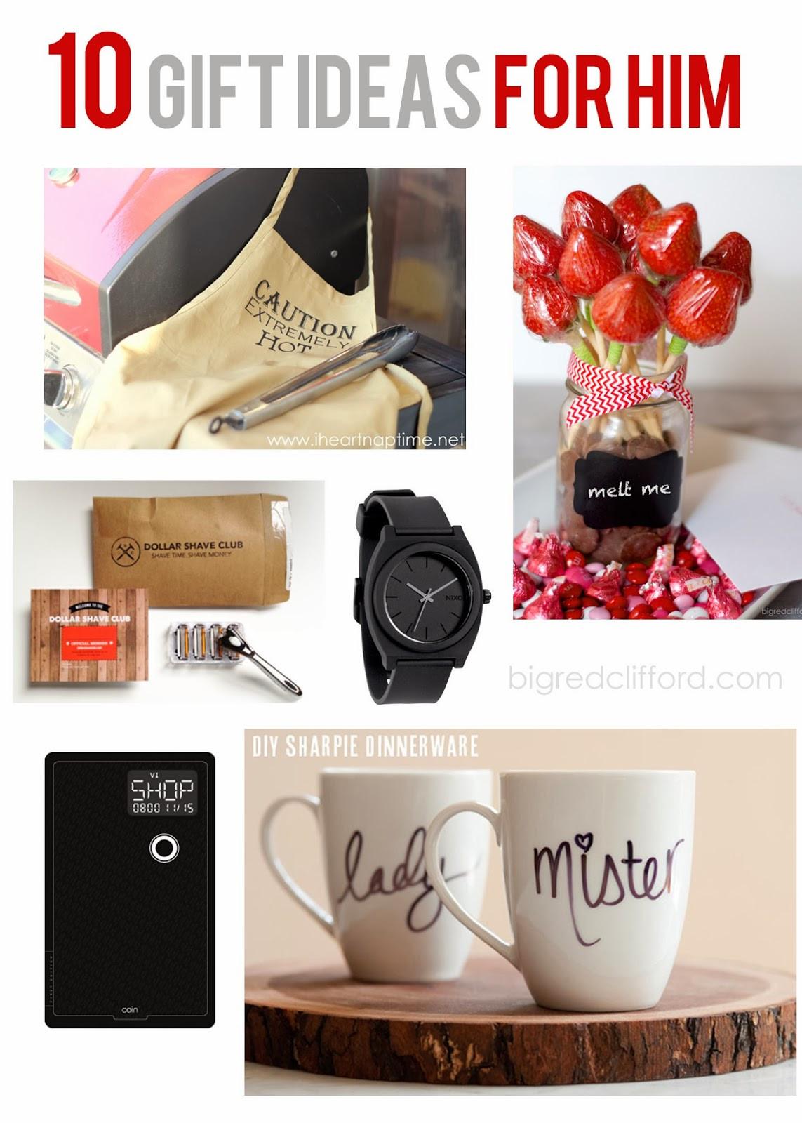 Valentine Gift Ideas For Men  Valentines Ideas Men Teenage Quizes