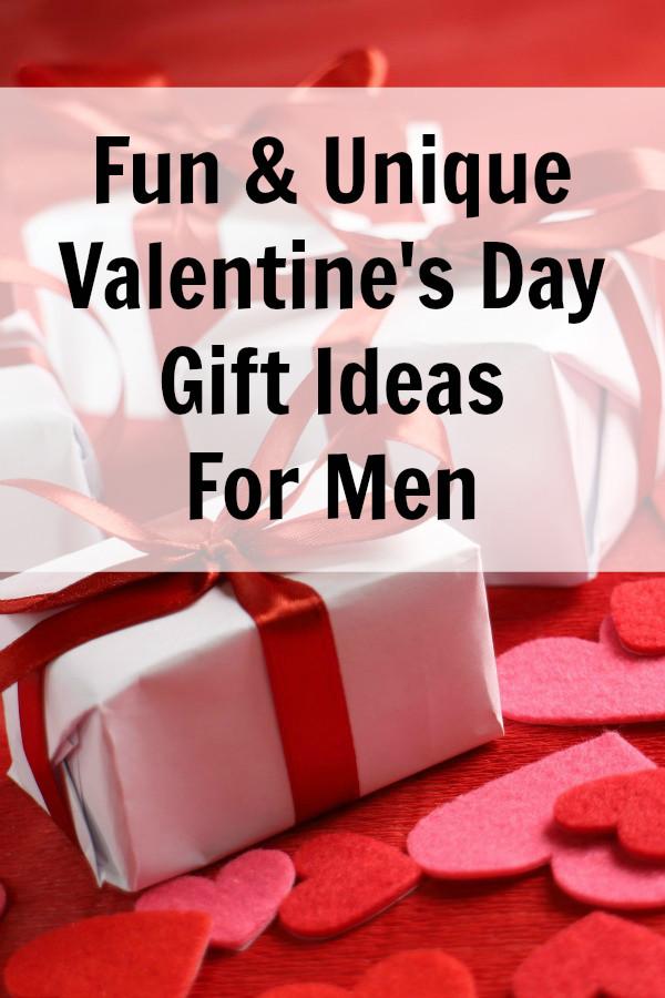 Valentine Gift Ideas For Men  Unique Valentine Gift Ideas for Men Everyday Savvy