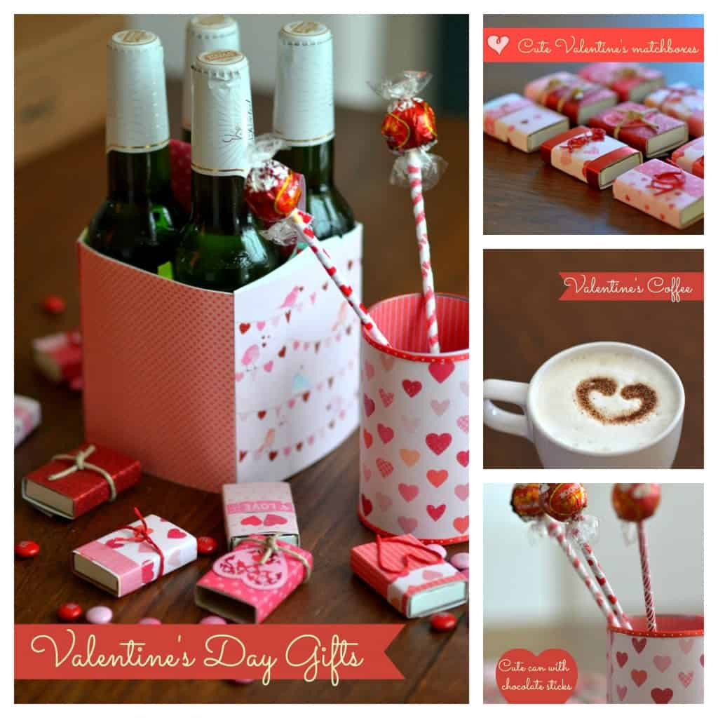 Valentine'S Day Gift Ideas  DIY Valentine s Day Gifts PLACE OF MY TASTE